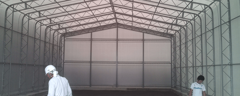テント倉庫1